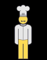 קורות חיים - טבח